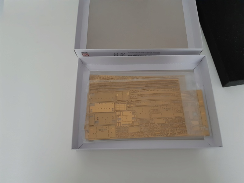 Ouverture de boite du Soya 1/250 Pontos  105210