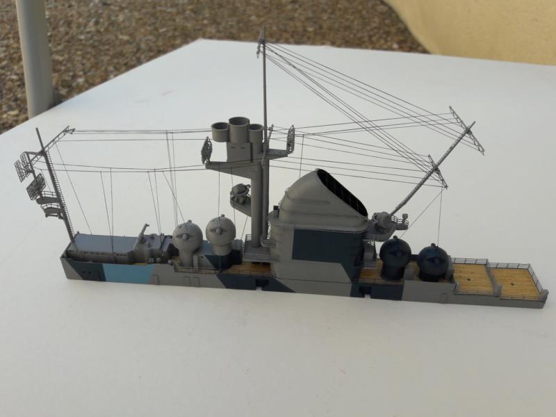 PA DKM Graf Zeppelin PE Pont en bois 1/350 - Page 3 20180731
