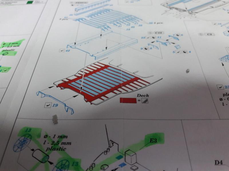 PA DKM Graf Zeppelin PE Pont en bois 1/350 - Page 4 20181513
