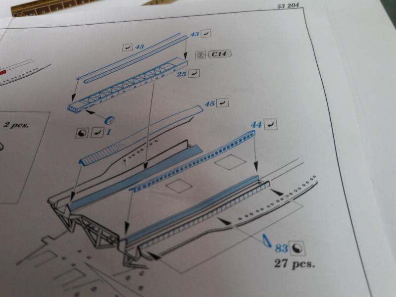 PA DKM Graf Zeppelin PE Pont en bois 1/350 - Page 5 20181517