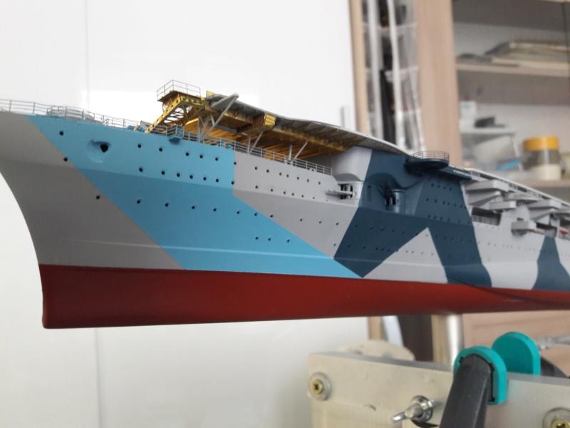 PA DKM Graf Zeppelin PE Pont en bois 1/350 - Page 4 20181934