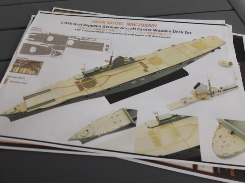 PA DKM Graf Zeppelin PE Pont en bois 1/350 - Page 6 20182115