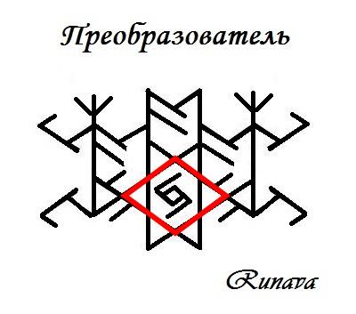 """Став """" Преобразователь """" от Runava. Aaau_a10"""