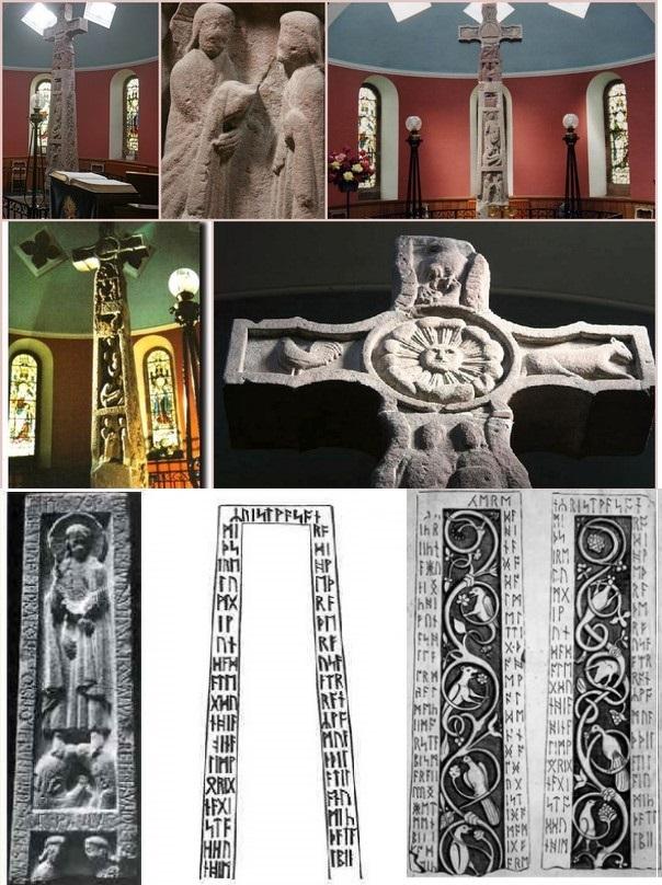 Ещё раз о раскрещивании и о том на сколько совместимо христианство и северные Боги. Eaaua_10