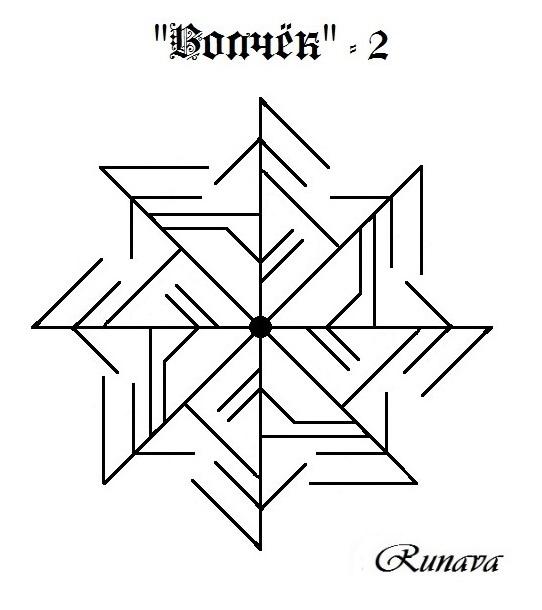 """Защита """"Волчок"""" (1 и 2) автор Runava Oa_n_310"""