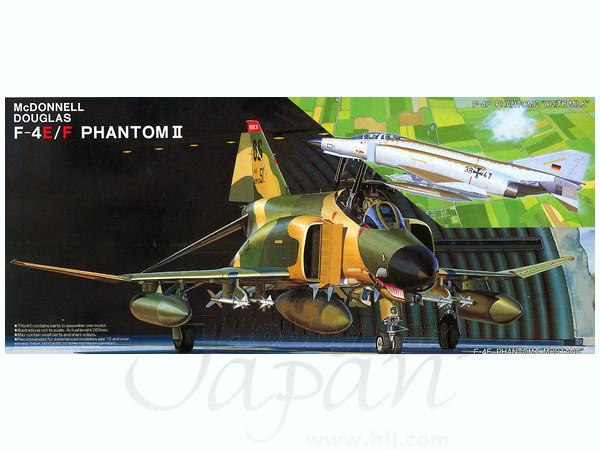 F-4e aup haf 1/72 Fuj72110