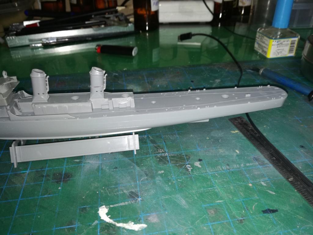 Tamiya 1/350 DD445 Fletcher Class Destroyer Img_2031