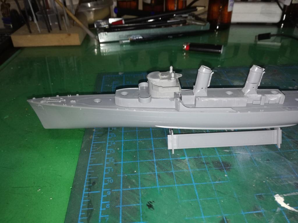 Tamiya 1/350 DD445 Fletcher Class Destroyer Img_2033
