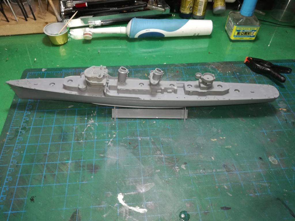 Tamiya 1/350 DD445 Fletcher Class Destroyer Img_2037