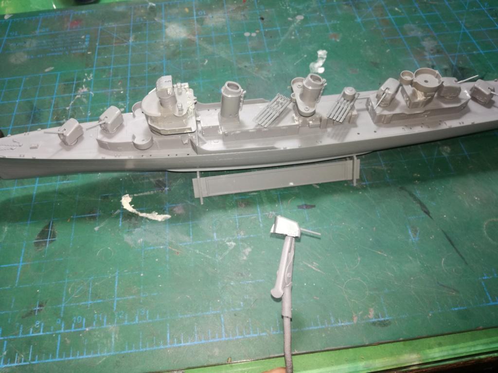 Tamiya 1/350 DD445 Fletcher Class Destroyer Img_2041