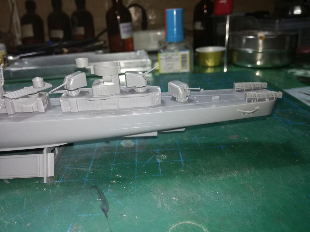 Tamiya 1/350 DD445 Fletcher Class Destroyer Img_2042