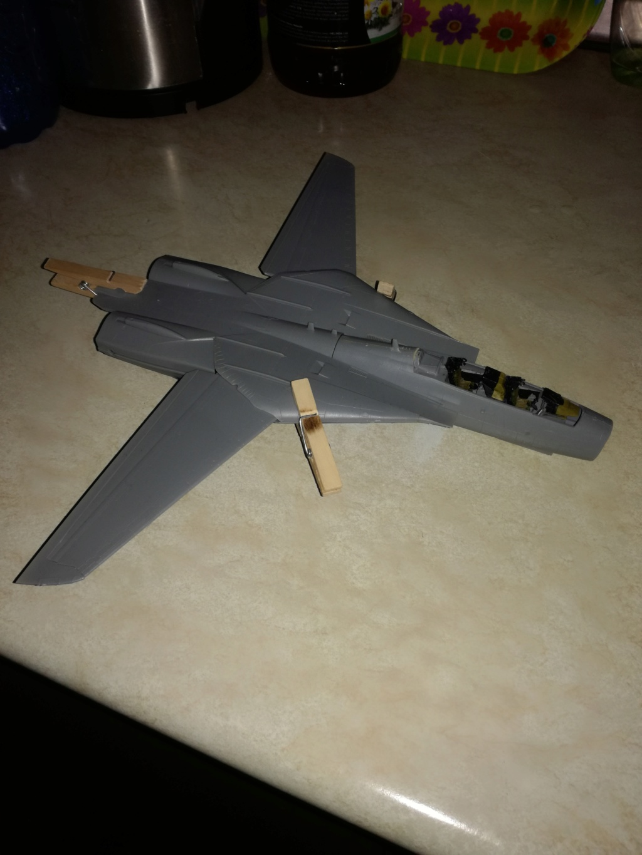 Grumman F-14A Tomcat 1/72 hobby boss Img_2170