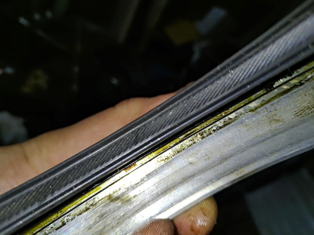 Final drive crown gear bearing P_201810