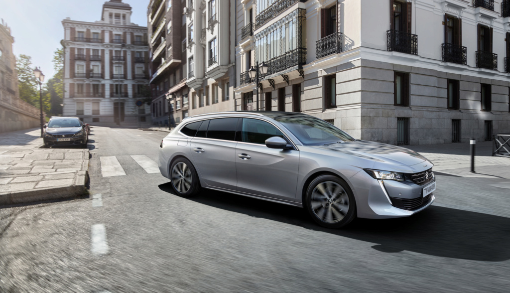 2018 - [Peugeot] 508 II SW - Page 14 20590410