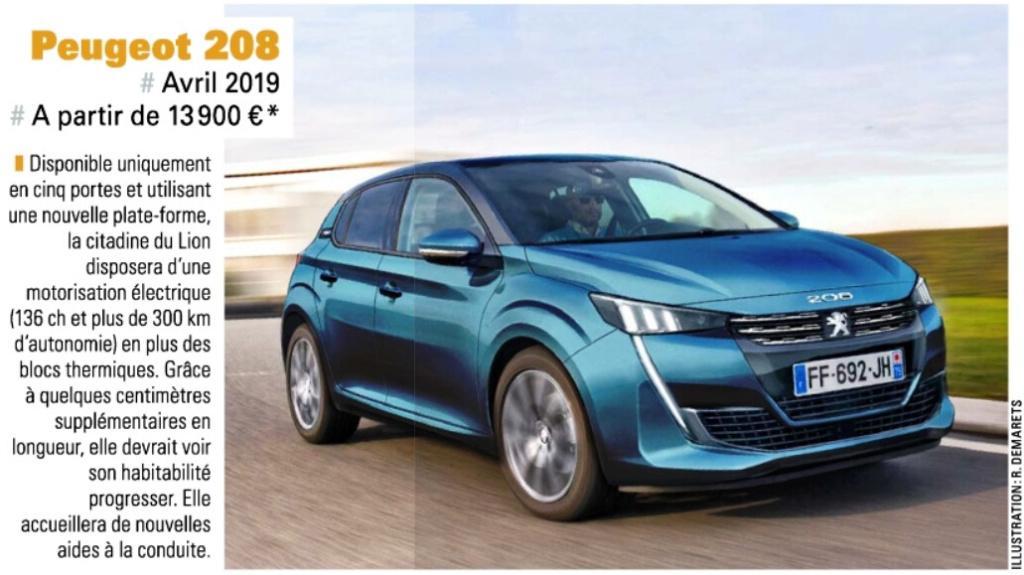 2018 - [Peugeot] 208 II [P21] - Page 2 20810