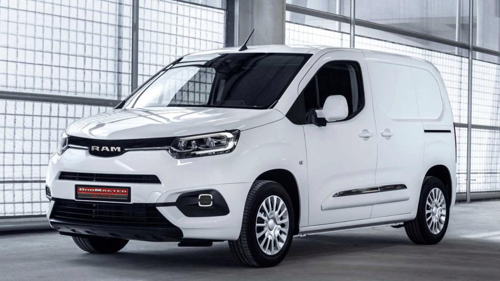 2018 - [Peugeot/Citroën/Opel] Rifter/Berlingo/Combo [K9] - Page 6 Promas10