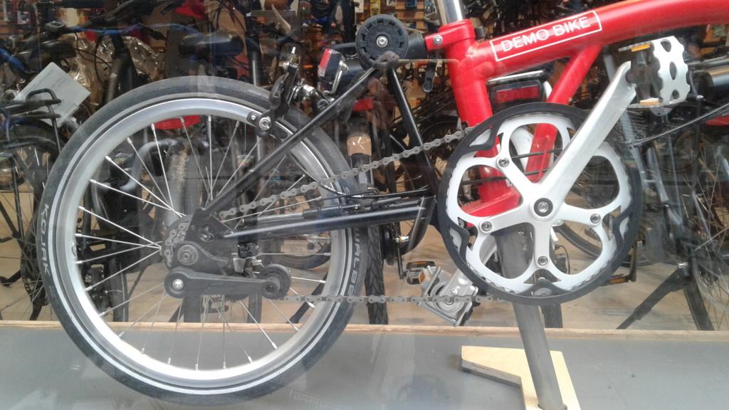 Pieces manquantes pour Brompton 6 vitesses 20200610