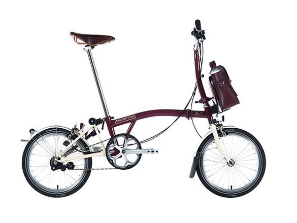 Brompton Limited & Special Editions : une petite synthèse - Page 2 Cambri10