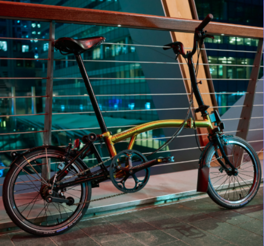 Brompton Limited & Special Editions : une petite synthèse - Page 2 Captur23