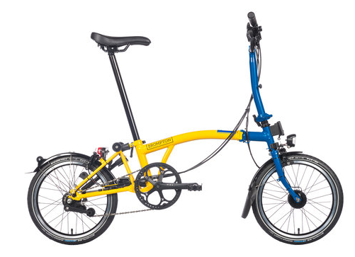 Brompton Limited & Special Editions : une petite synthèse - Page 2 Captur24