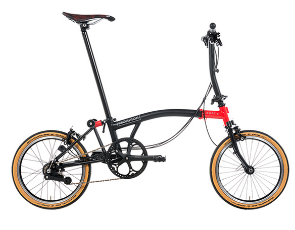 Brompton Limited & Special Editions : une petite synthèse - Page 2 Chpt310