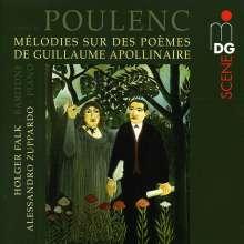 Poulenc - Mélodies et monologues - Page 2 07606216