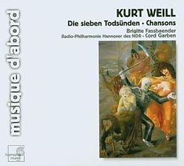 Kurt Weill, musique vocale 07948810