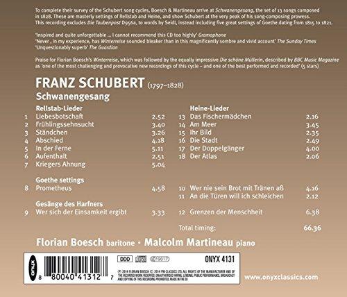 Schubert - Schwanengesang 51iivc10
