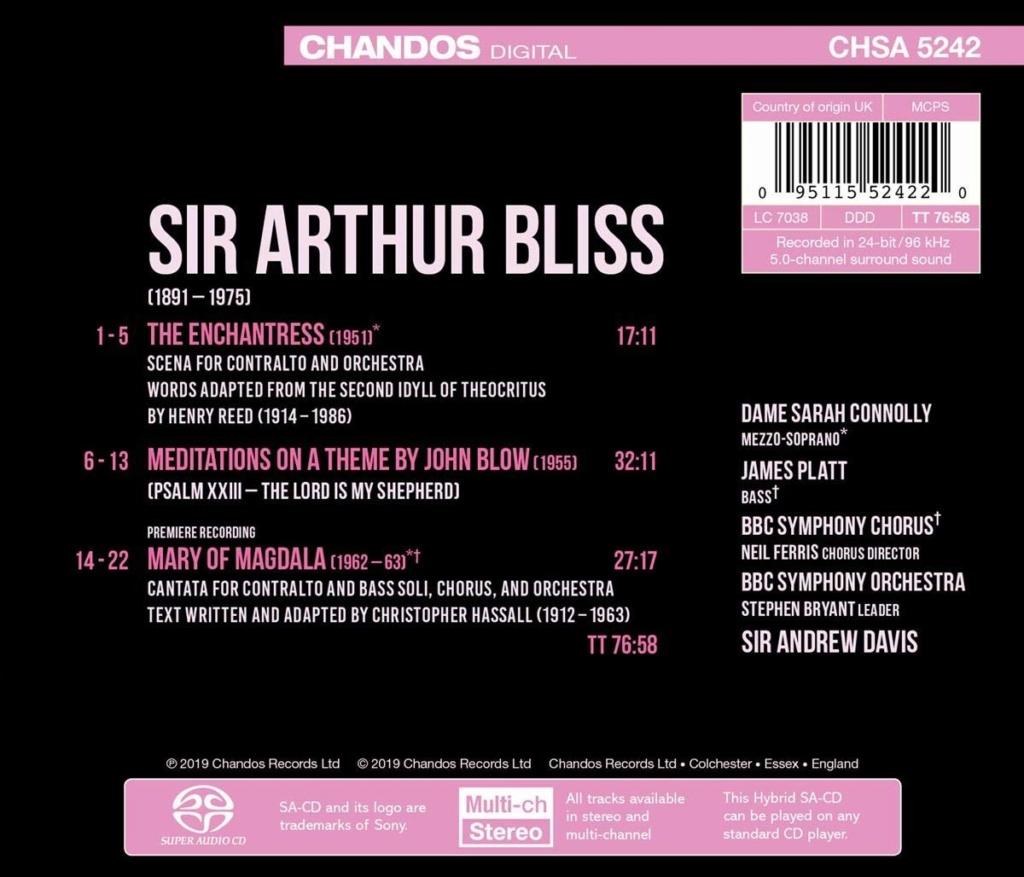 Arthur Bliss (1891-1975) 61-hqd10