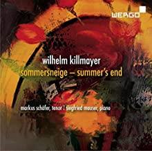 Wilhelm Killmayer ( 1927-2017 )un parcours très personnel 61qibw10