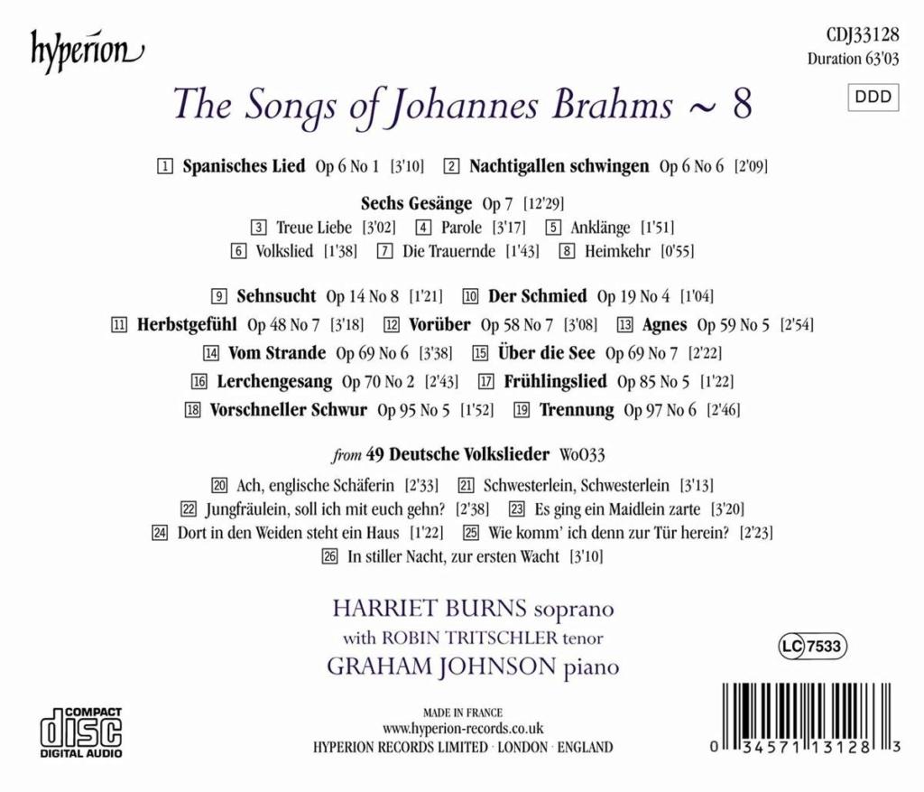 Brahms - Musique vocale (hors Requiem et Rhapsodie) - Page 2 712djd10