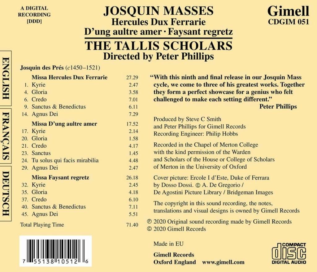 Josquin Desprez (c.1440-1521) - Page 2 716f2b10