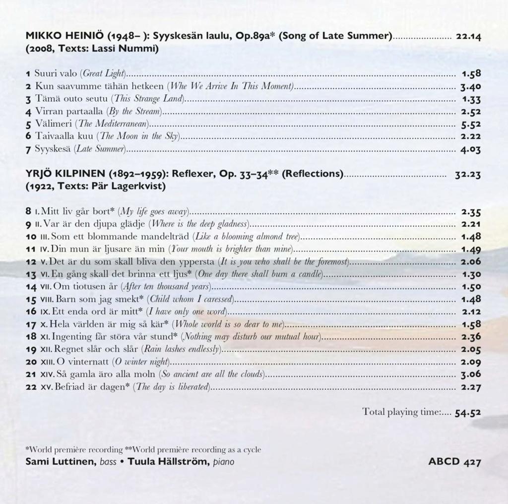 Petit guide discographique de la mélodie nordique. 71jt0h10