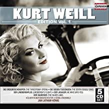 Kurt Weill, musique vocale 81cji410