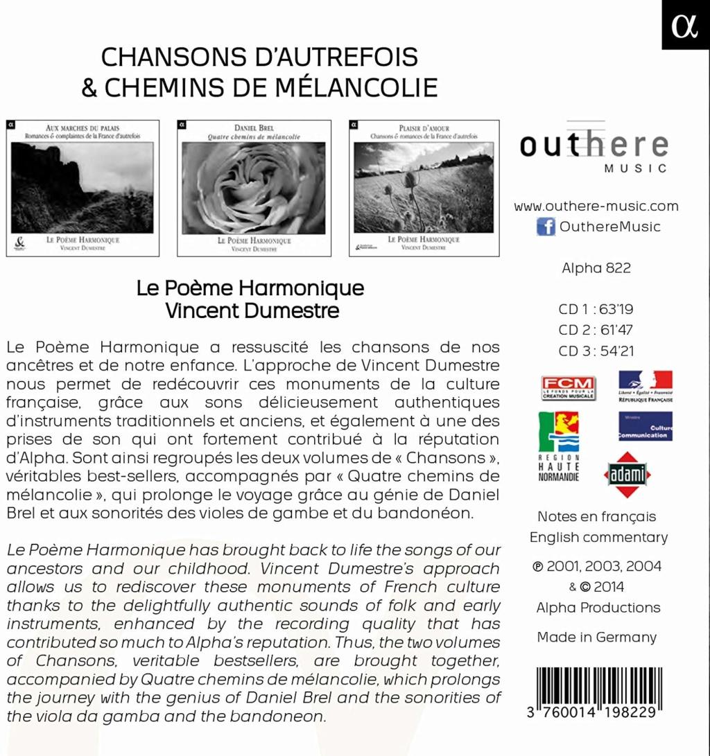 Vincent Dumestre et Le Poème Harmonique 81jxxw10