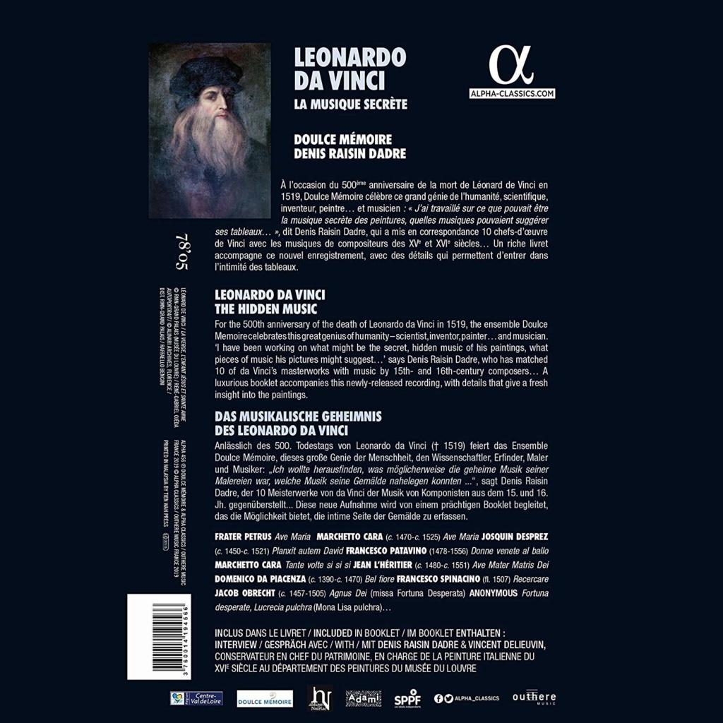 Découvrir la musique de la RENAISSANCE par le disque... - Page 4 81tya210