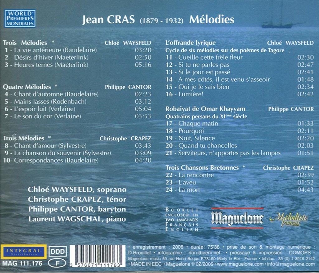 guide - Petit guide discographique de la mélodie française - Page 1 91df2o10