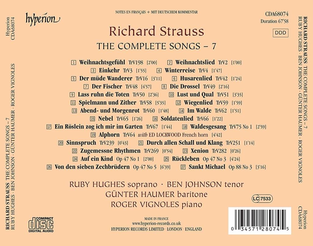 Strauss - Lieder  - Page 2 91ysg510