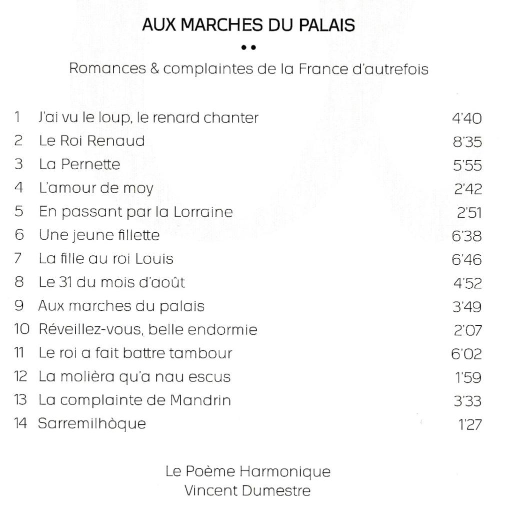 Vincent Dumestre et Le Poème Harmonique Img_2037