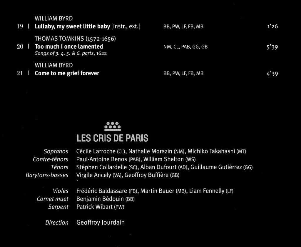 Découvrir la musique de la RENAISSANCE par le disque... - Page 4 Img_2075