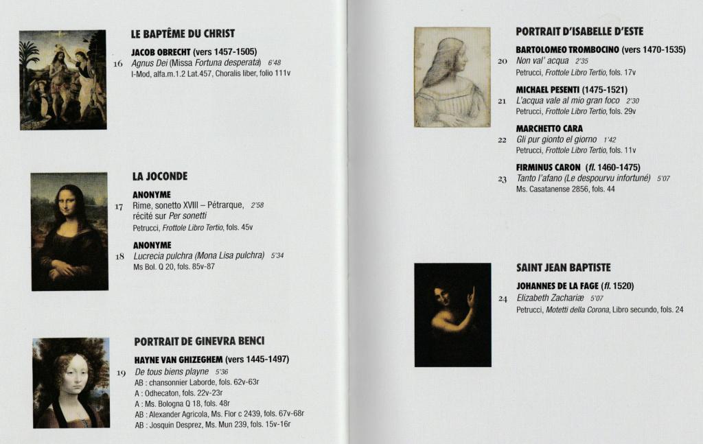 Découvrir la musique de la RENAISSANCE par le disque... - Page 4 Vinci_11