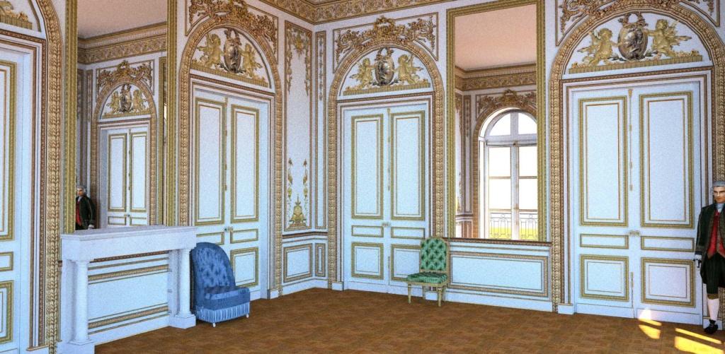 Le château de Saint-Cloud - Page 20 Cabine18