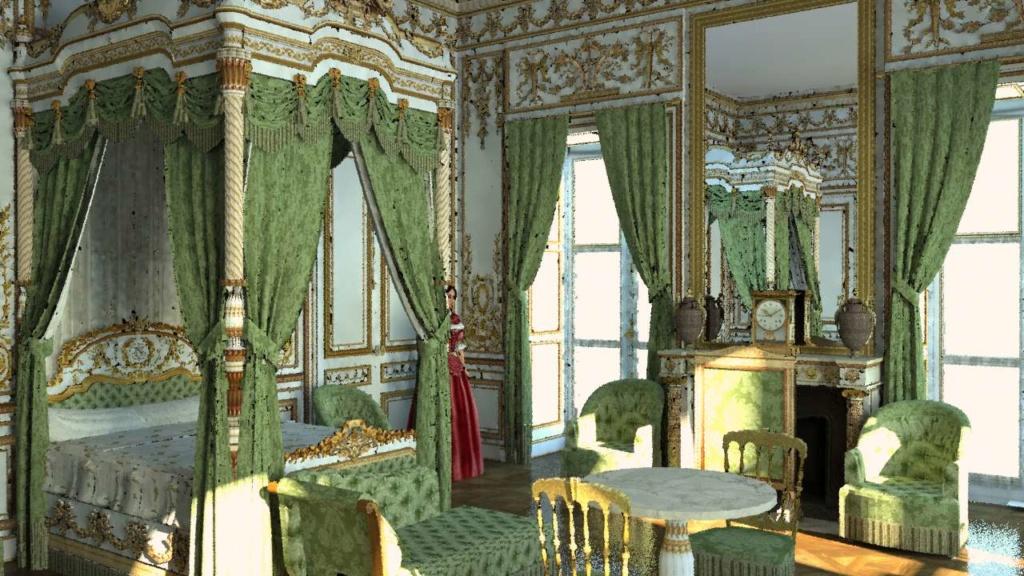 Le château de Saint-Cloud - Page 20 Chambr19