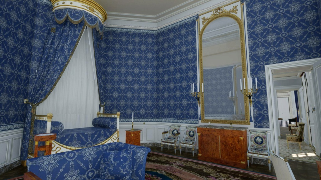 Les Palais disparus de Napoléon, au Mobilier national (2021) Image210