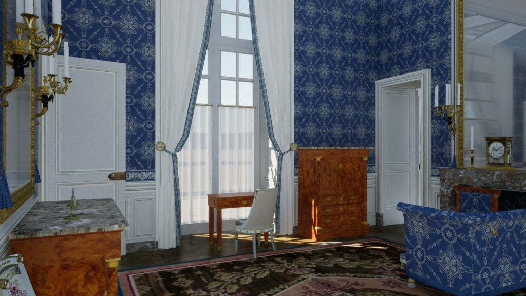 Les Palais disparus de Napoléon, au Mobilier national (2021) Image310