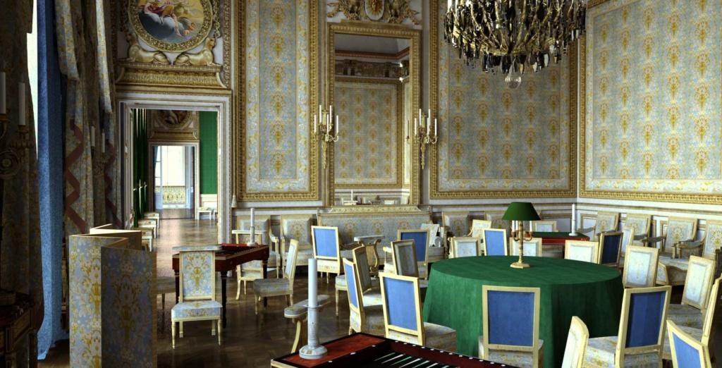 Le château de Saint-Cloud - Page 22 Salon100