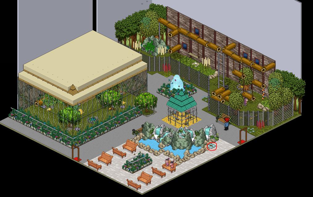Une expérience au zoo de habbo ! 316