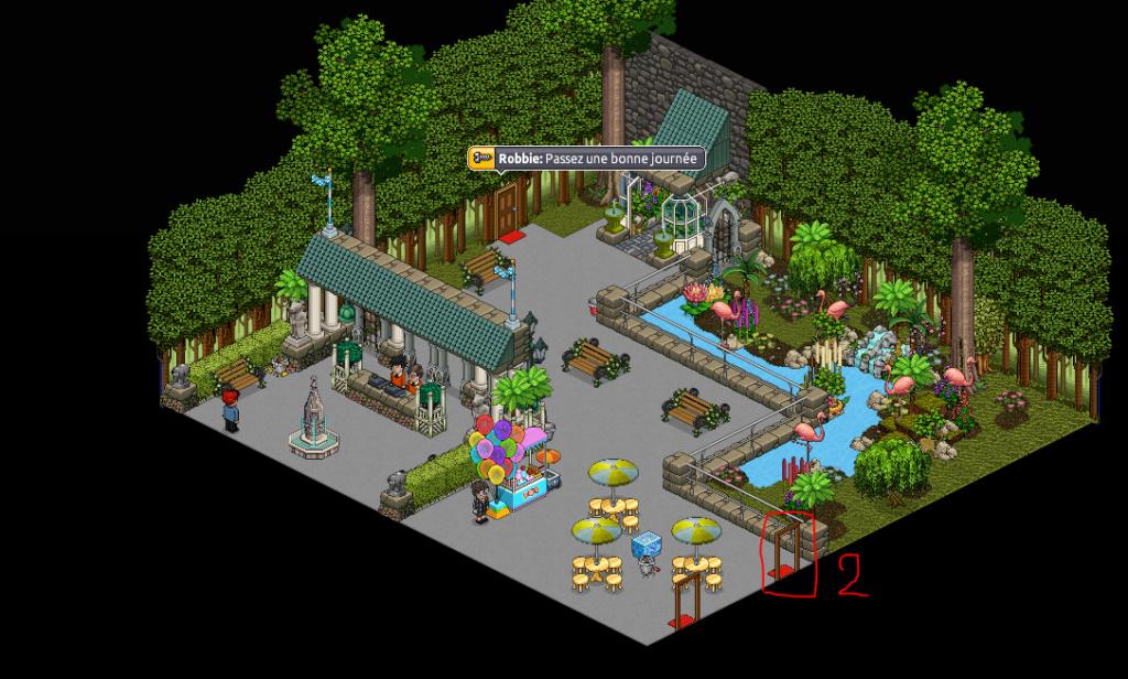 Une expérience au zoo de habbo ! 513