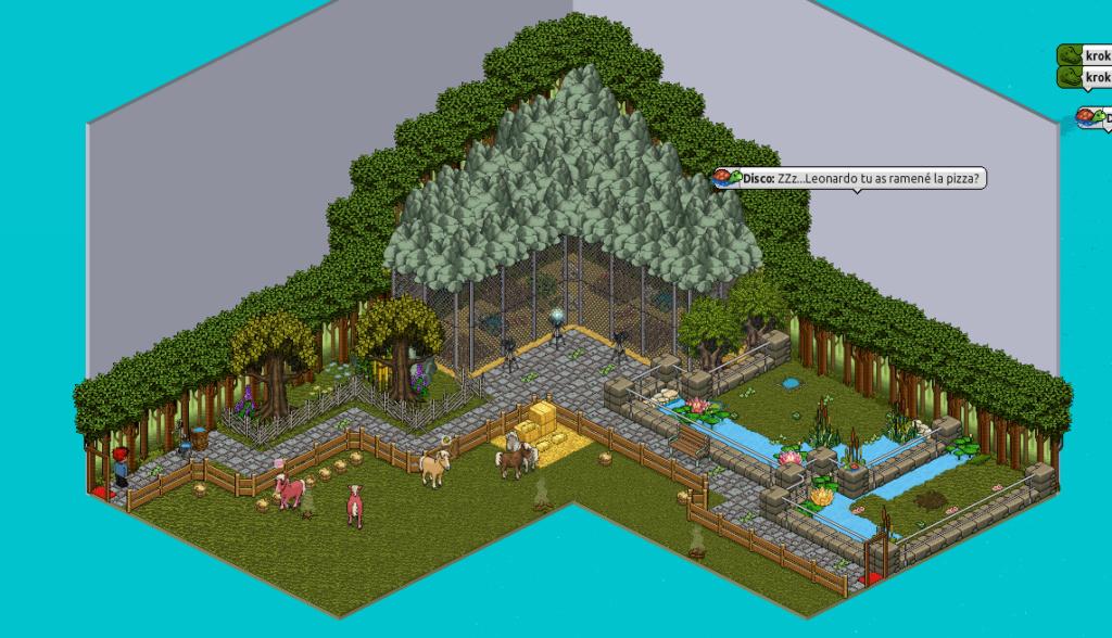 Une expérience au zoo de habbo ! 6010