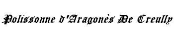 [Seigneurie de Creully] Creullet Signat13
